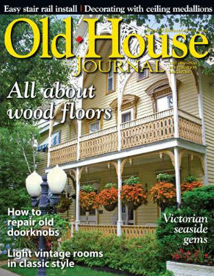 Subscribe to the Old House Journal