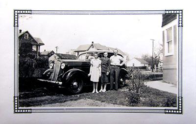 Family photo 1938