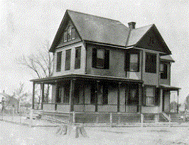 new victorian house