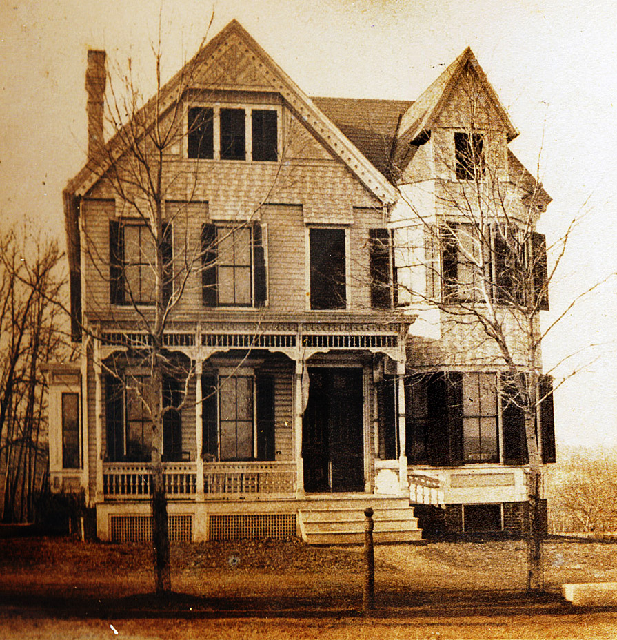 Historic photo of Smith House South River NJ