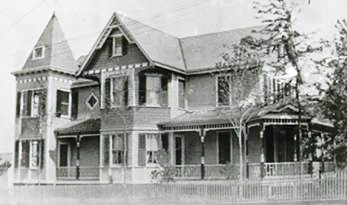 Historic photo of Whitehead House South River NJ
