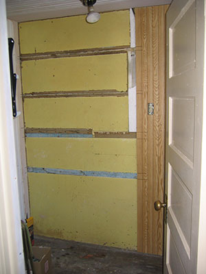 My pantry before restoration
