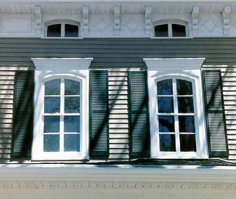 All About Exterior Window Shutters. - OldHouseGuy Blog