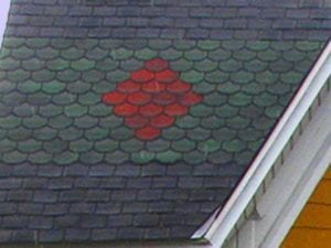 Victorian roof design
