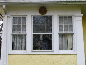 original wood windows