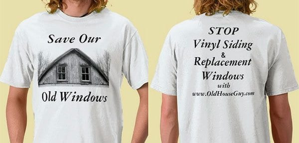 save our old homes save our old windows
