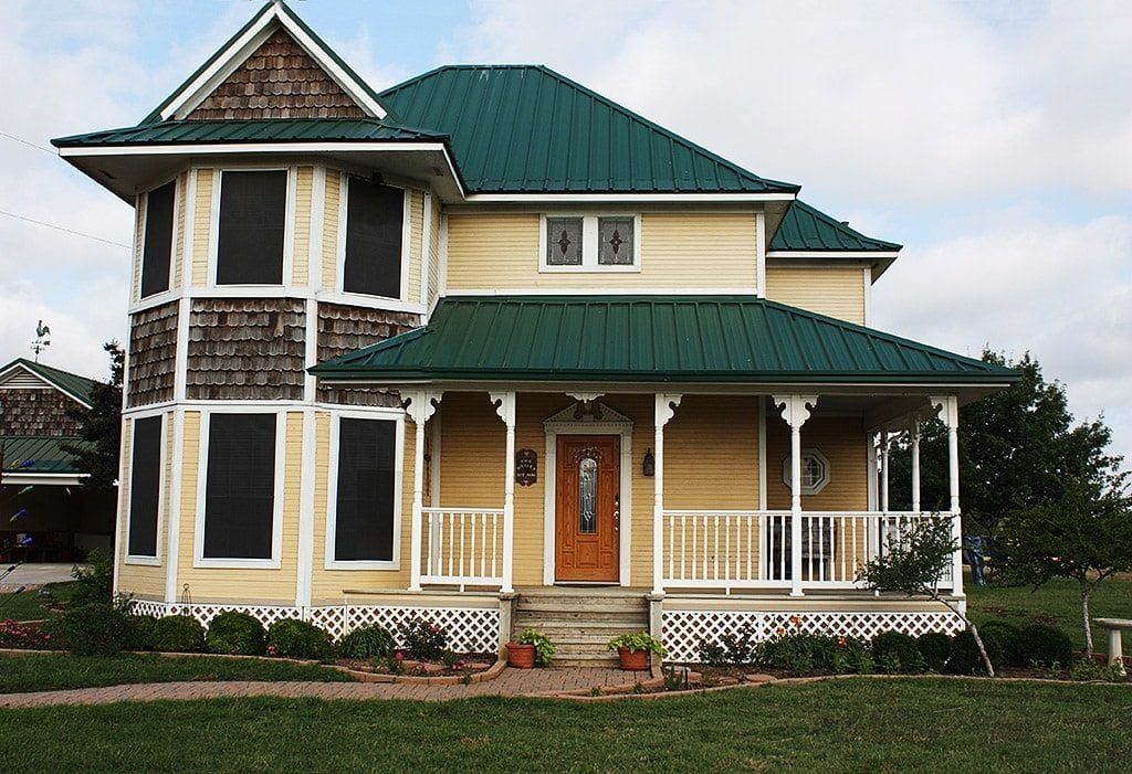 A New Contemporary Victorian Design With Numerous Errors
