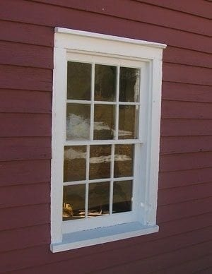 how to repair old wood windows
