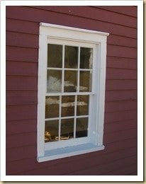 how to repair old wood windows