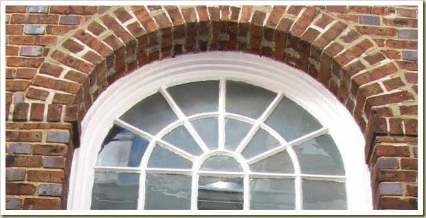 arched window design