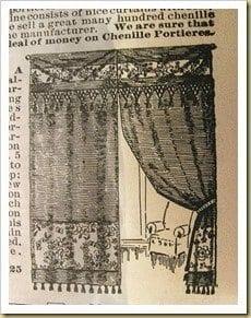 Portieres sears roebuck catalog 1897