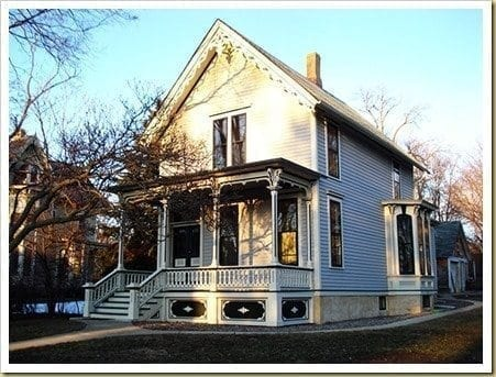 new historic front porch