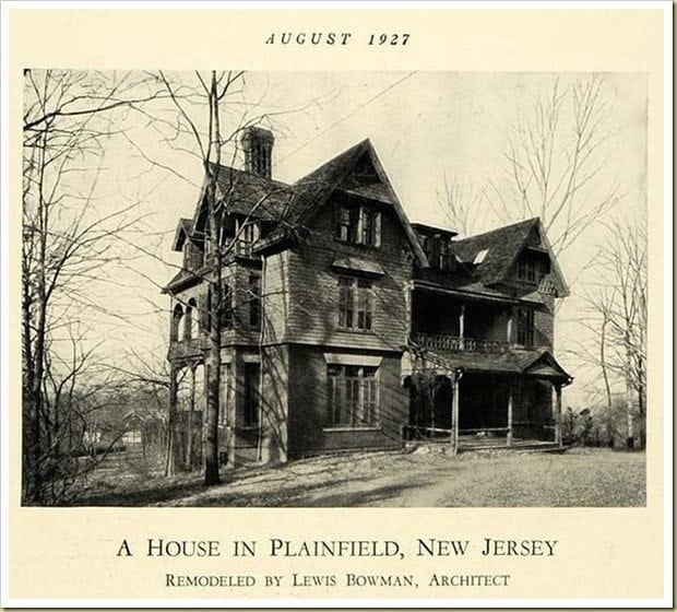 Plainfield NJ Victorian