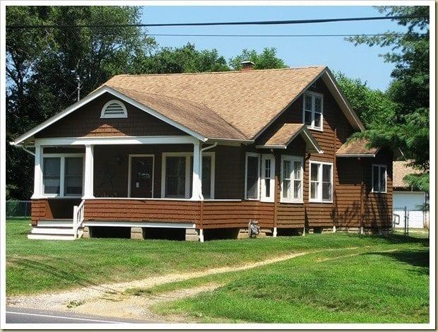 original bungalow house