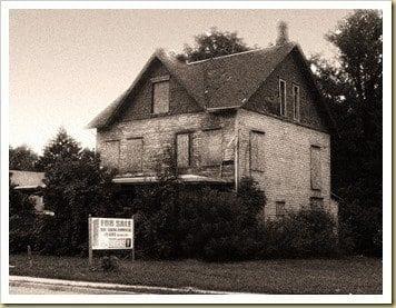 abandoned house spotswood nj
