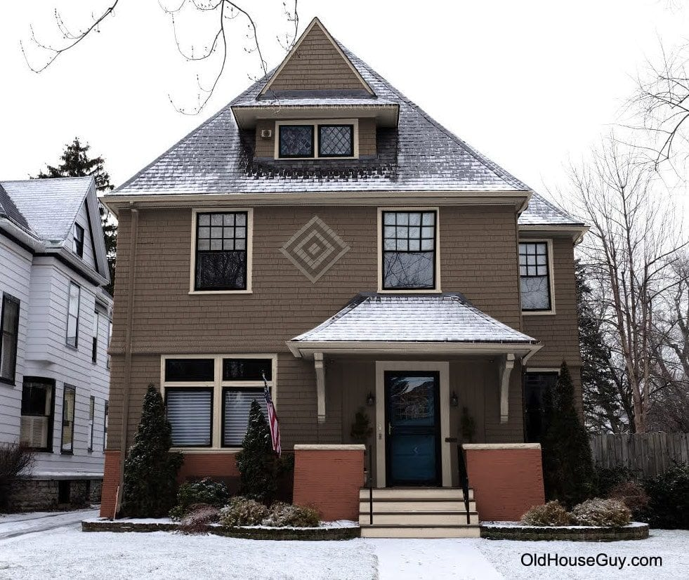 Exterior Paint Colors For Homes: Consulting For Old Houses