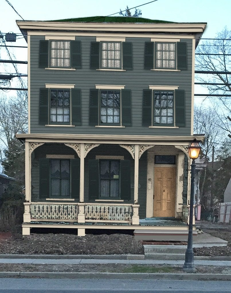 Exterior House Colors: Consulting For Old Houses