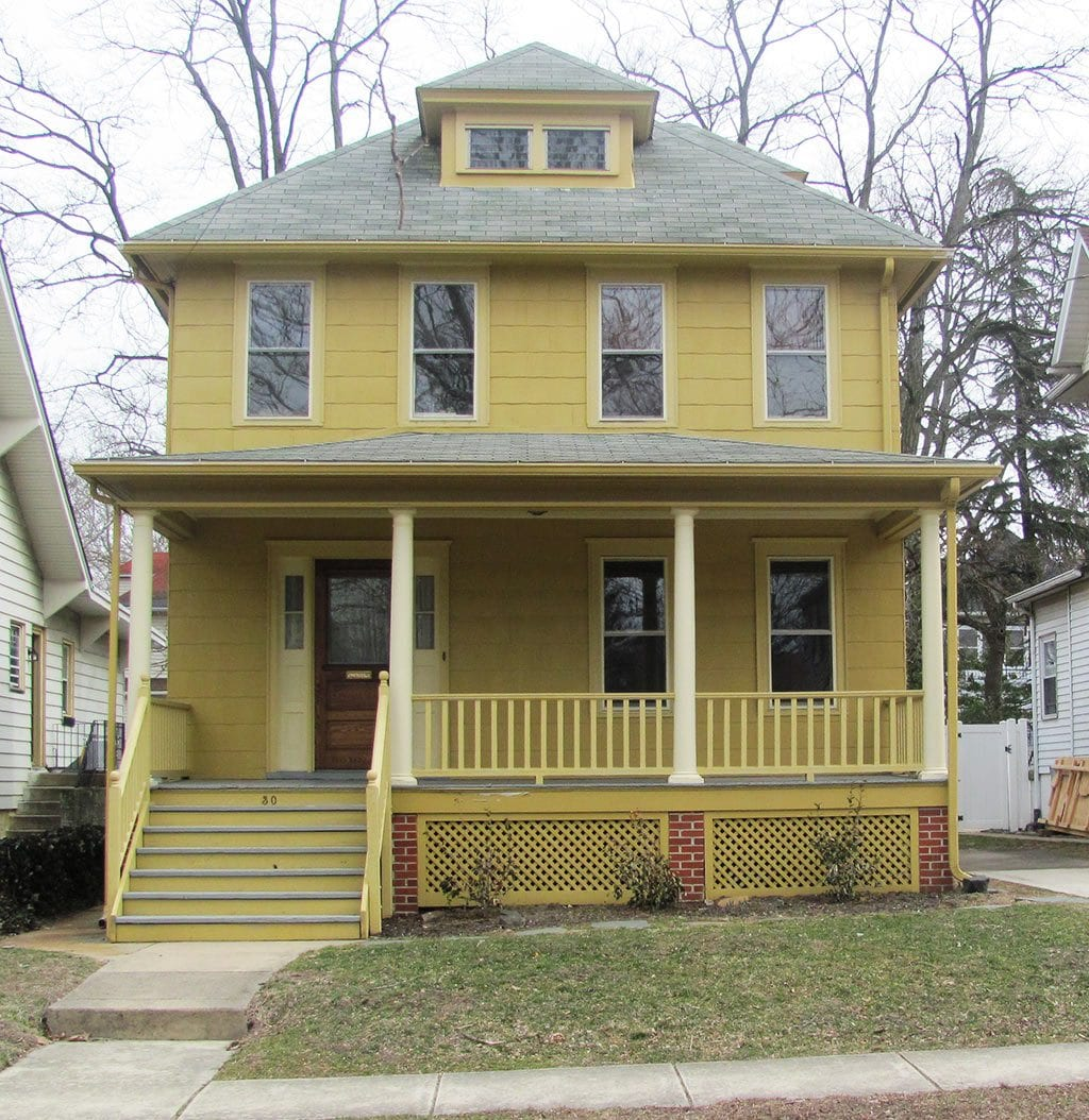 Home Exterior Colors: Consulting For Old Houses