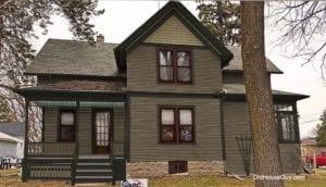 historic paint color scheme