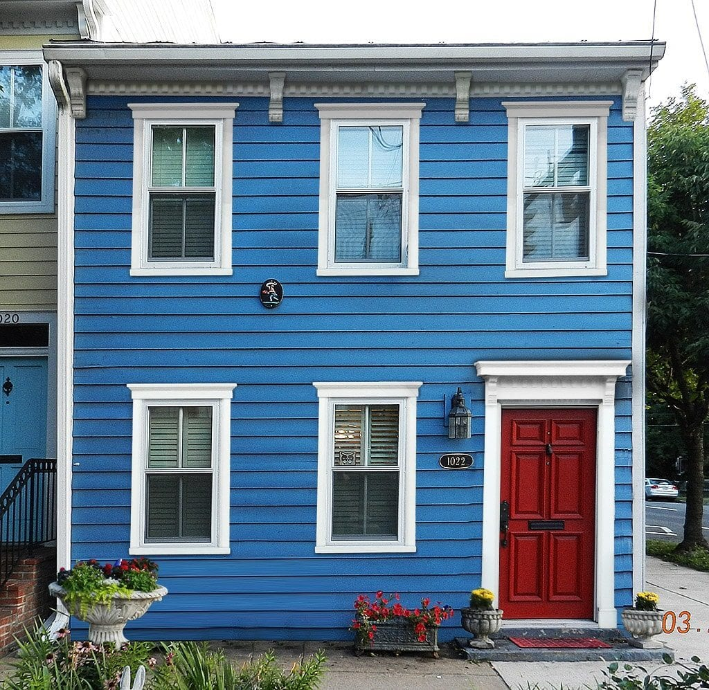 Improve curb appeal before after photos for House windows