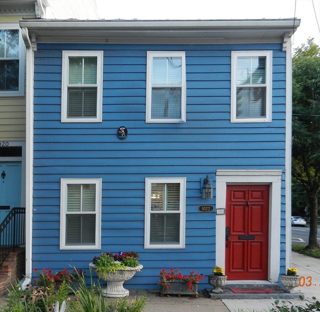 Exterior window trim colonial -
