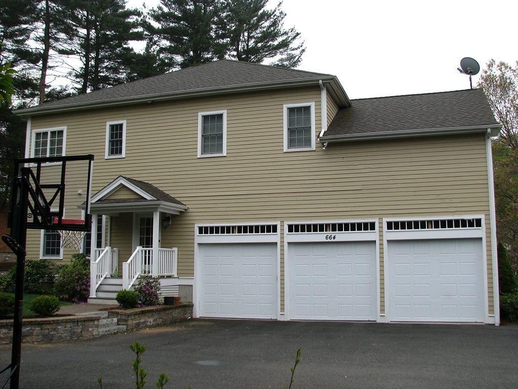 16 Ft Garage Door Pvc Trim Enchanting Home Design
