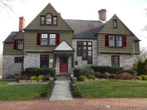 shingle style paint colors