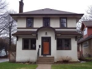 Prairie Style House Paint