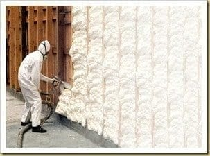 Insulating old homes can be toxic and shorten the life of your old home.