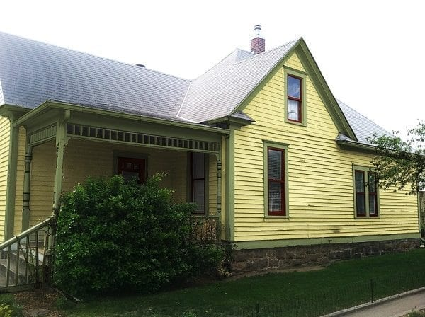 Alternative exterior paint colors