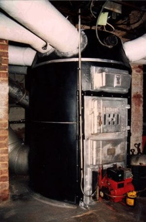 [DIAGRAM_1CA]  Heating with an Old Octopus Furnace - OldHouseGuy Blog | Gravity Furnace Wiring |  | Old House Guy