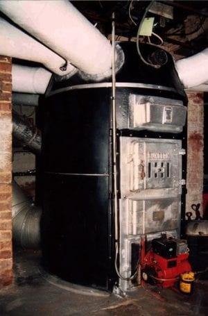 old octopus furnace