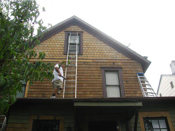 exterior paint removal paint shaver