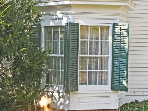 Perfect Bay Window Shutters Part 18