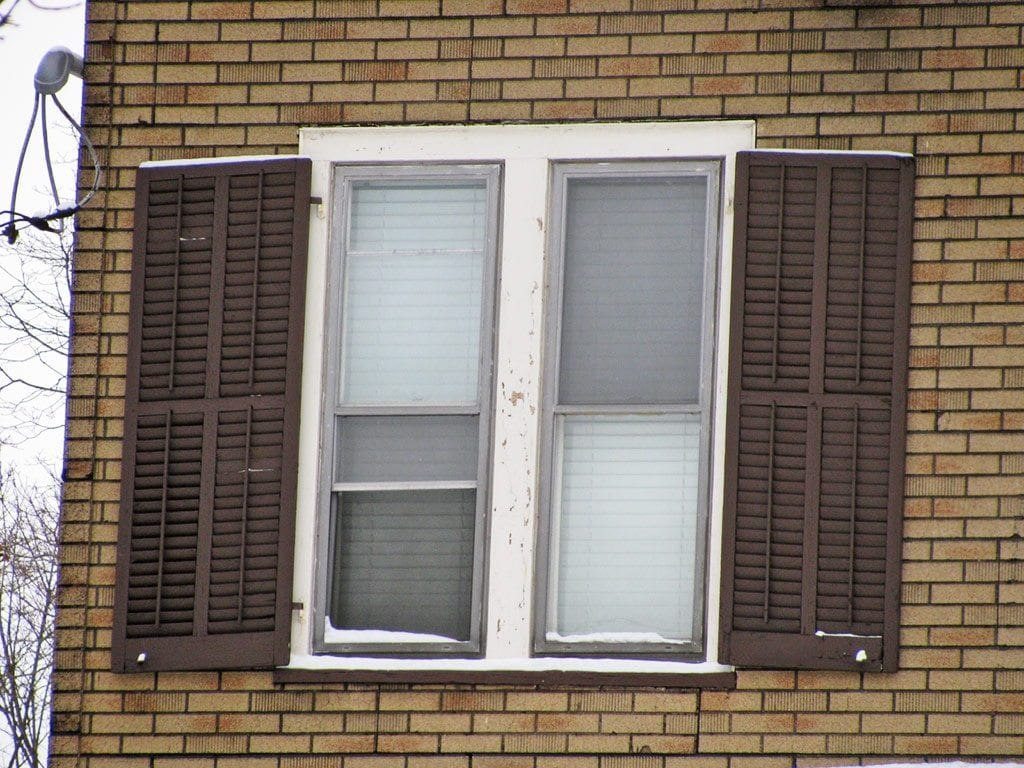 Double Exterior Windows : All about exterior window shutters oldhouseguy