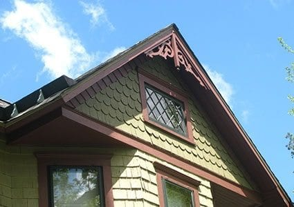 victorian gable decoration