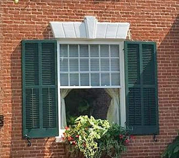 wide shutters
