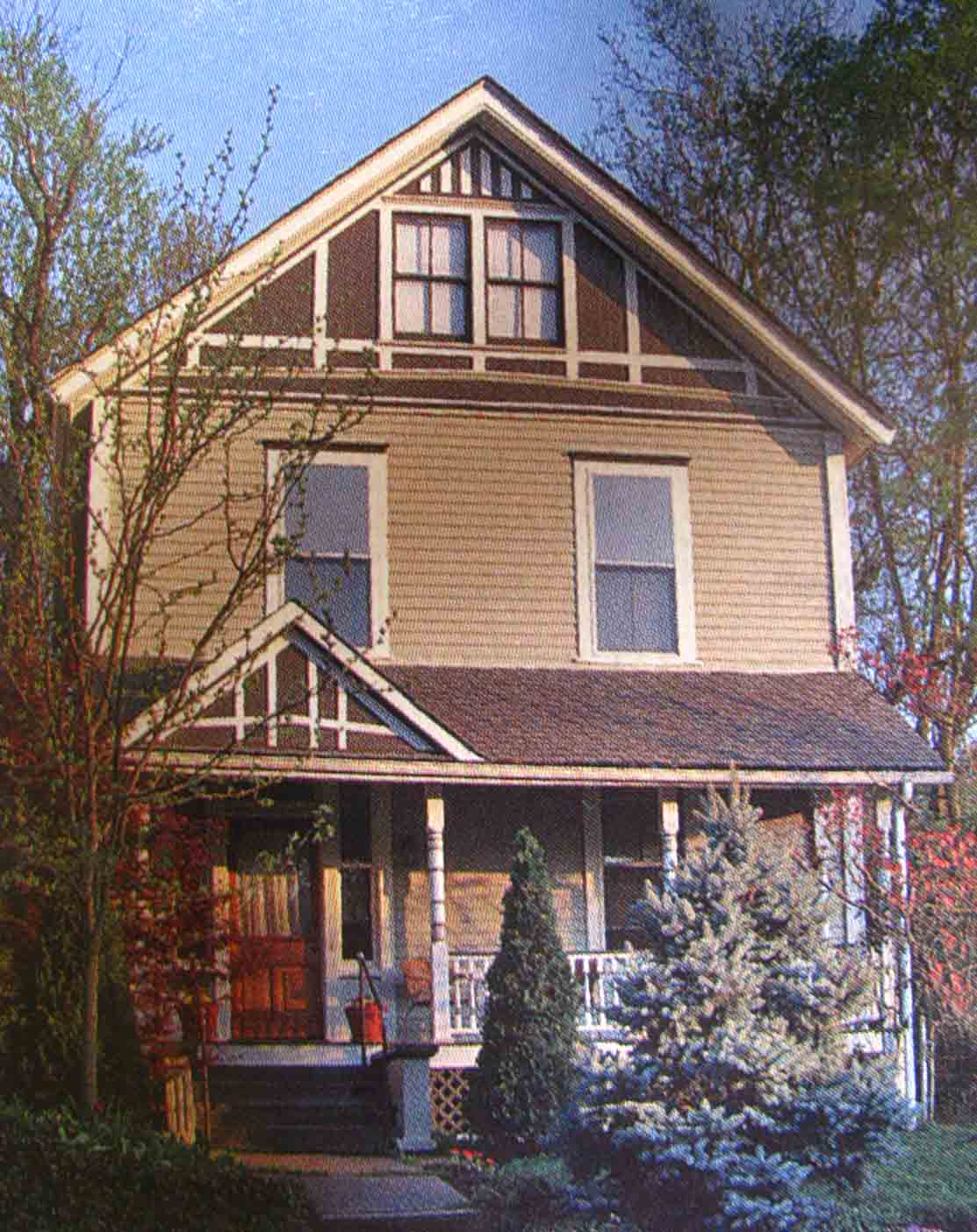 Vinyl vs wood siding your house oldhouseguy blog for Homes with wood siding