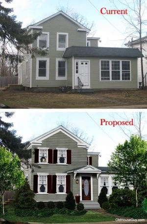 Old House makeover and restoration