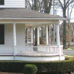 Victorian Circular Porch Restored
