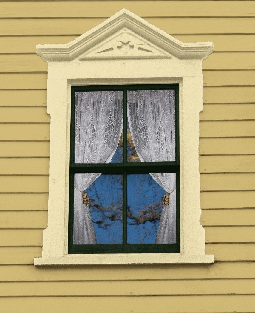 Window trim exterior vinyl - Painting Windows