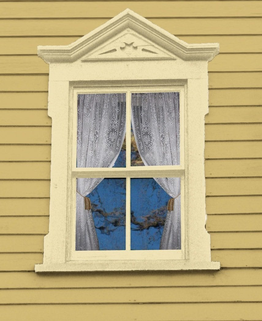 Painting windows color placement mistakes for Home on windows