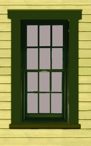 green anderson 400 window