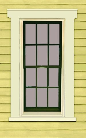 painting anderson 400 window