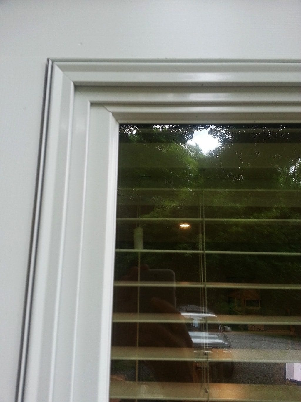 Painting Interior Window Trim