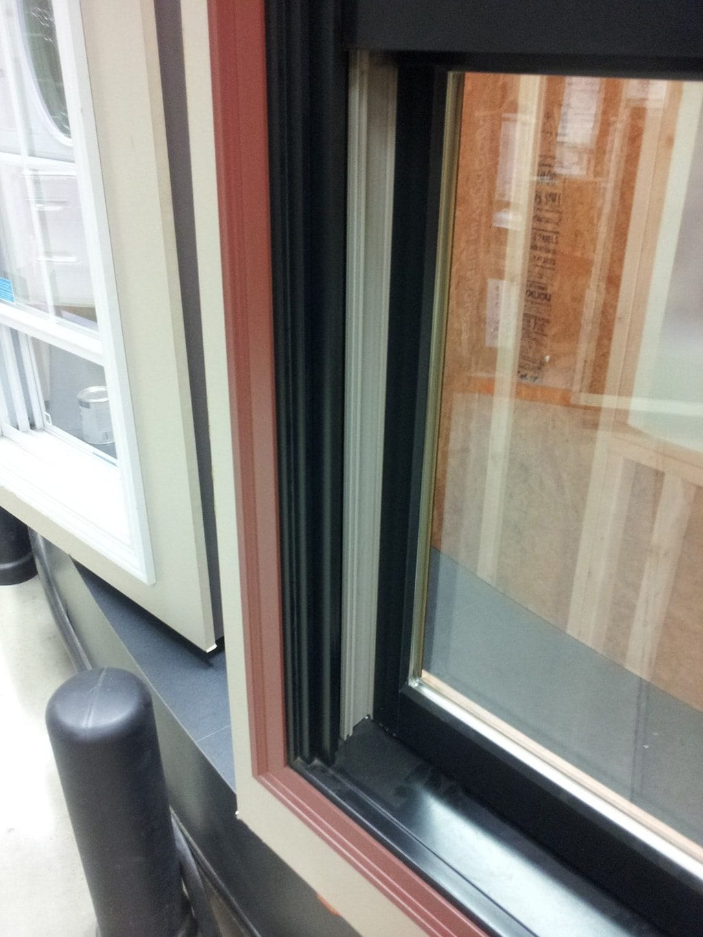 Vinyl window casing - Window Design