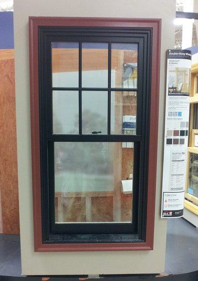 home depot window design