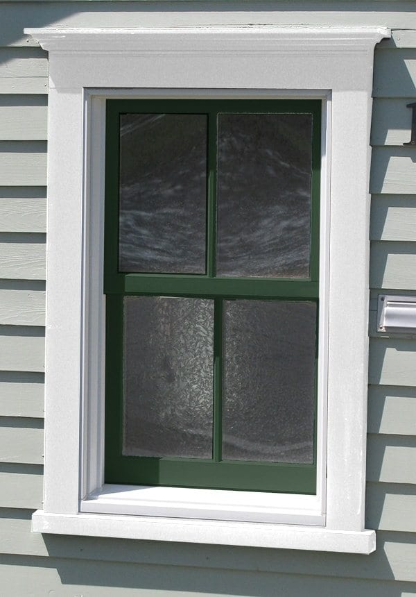 Paint Replacement Window