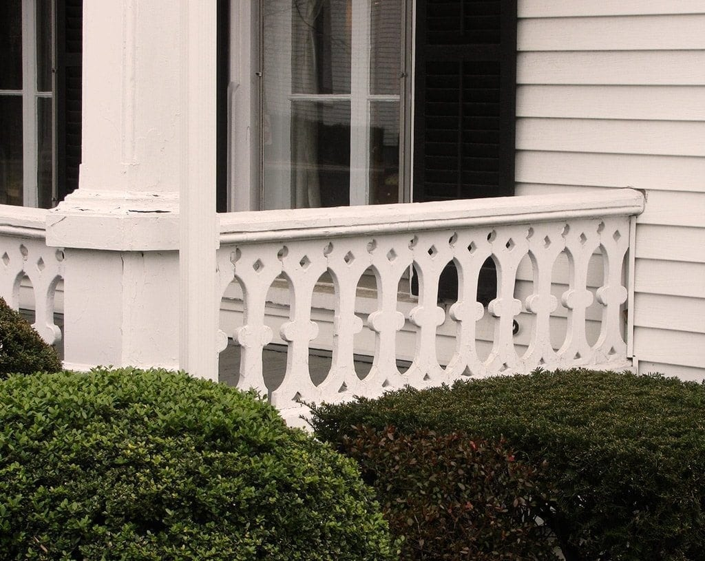 Front Porch Design | Porch Repair | Porch Design | Historic Porch