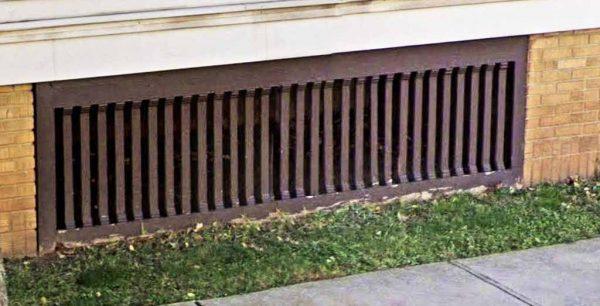 vertical porch skirt